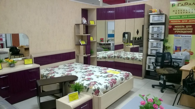 фабрика мебели Garam адреса салонов где купить мебель гарам как